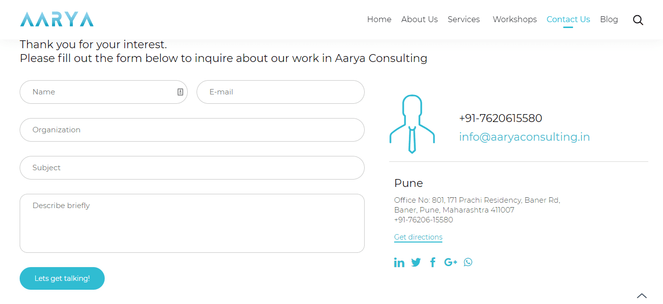 Contact Aarya Consulting Investing and Educational Partner Aarya Consulting-min